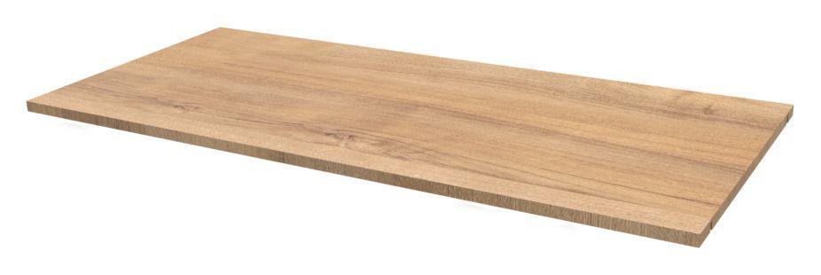 Holzeinlegeboden für Drehtürenschrank / Kleiderschrank Lotofaga - Abmessungen: 113 x 52 cm (B x T)