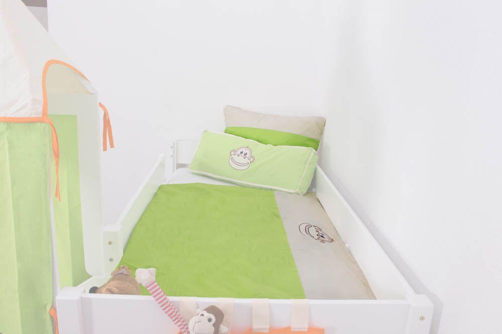 Motiv - Kinder - Bettwäsche 2-teilig - Farbe: Dschungel