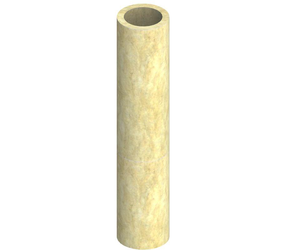 Isolierschale Stärke 25 mm  - Durchmesser: 150 mm